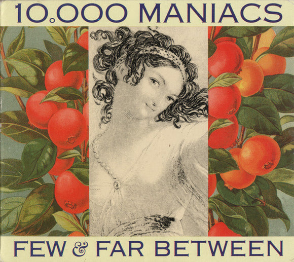 10,000 Maniacs - Few & Far Between EP  (New CD)