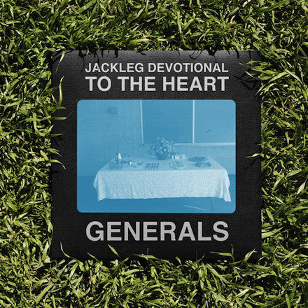 The Baptist Generals - Jackleg Devotional to the Heart  (New Vinyl LP)