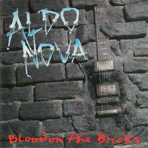 Aldo Nova ‎- Blood On The Bricks  (Used CD)