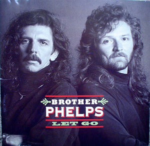 Brother Phelps - Let Go   (Used CD)
