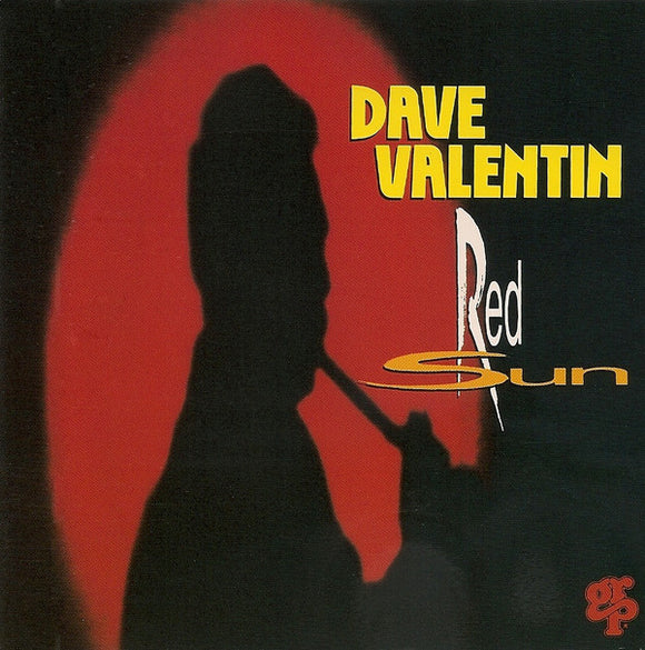 Dave Valentin - Red Sun  (Used CD)