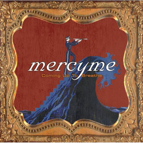 MercyMe - Coming Up To Breathe  (New CD)