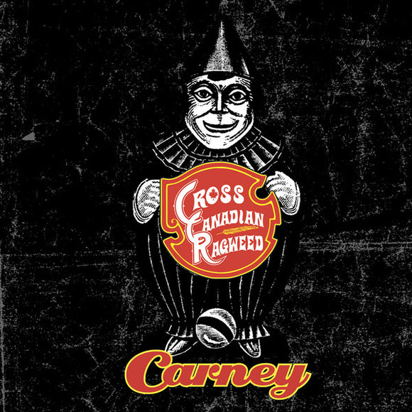 Cross Canadian Ragweed - Carney   (New CD)