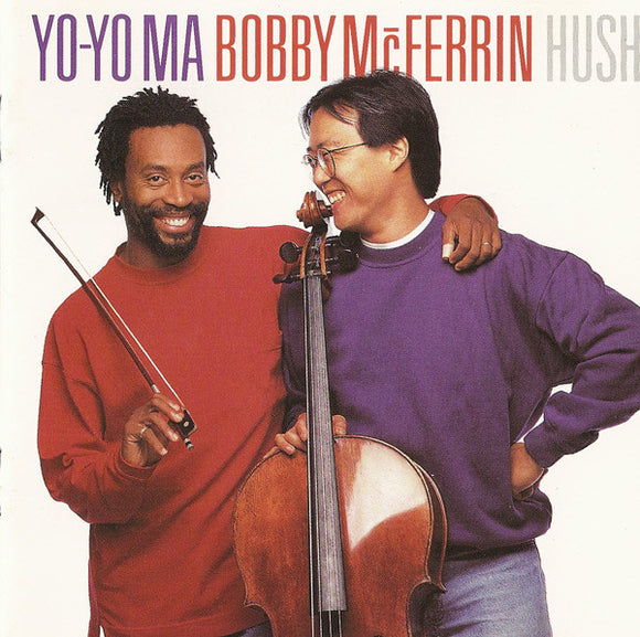 Yo-Yo Ma & Bobby McFerrin - Simple Pleasures  (Used CD)