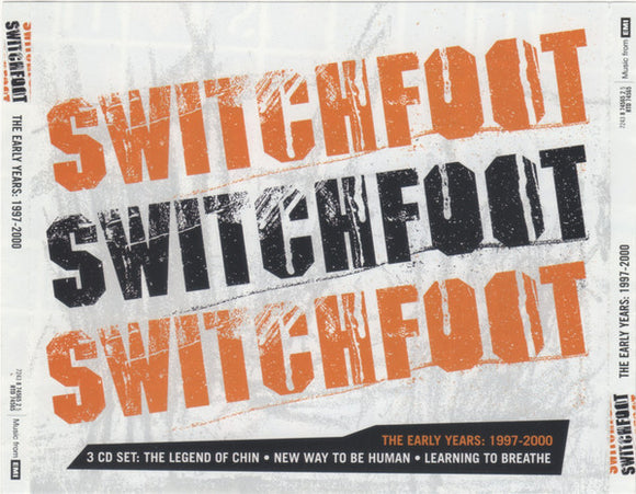 Switchfoot - The Early Years: 1997-2000  (Used CD)