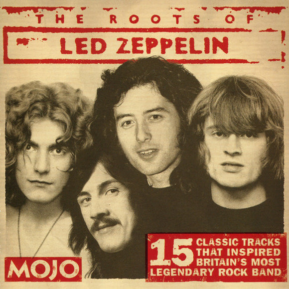 Various Artists - The Roots of Led Zeppelin  (Used CD)