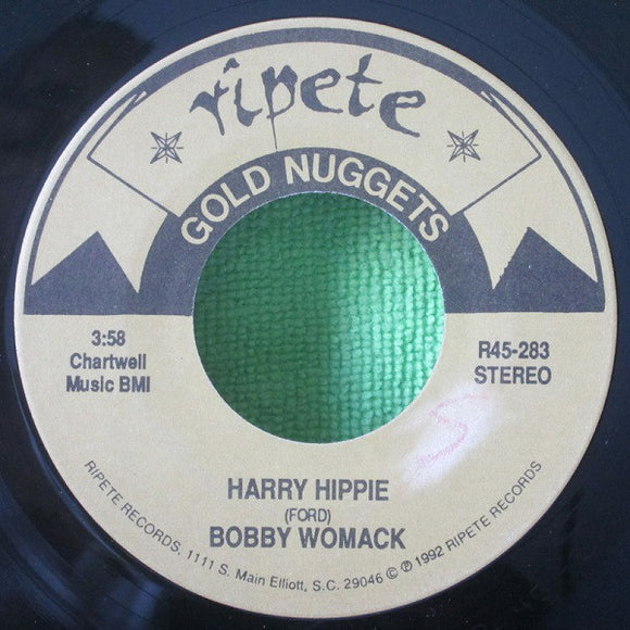 Bobby Womack - Harry Hippie / Looking For A Love   (7