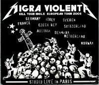 Migra Violenta - Live in Paris  (New CD)