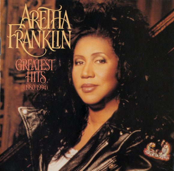 Aretha Franklin - Greatest Hits (1980-1994)  (Used CD)