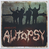 Autopsy - Introducing Autopsy  (New CD)