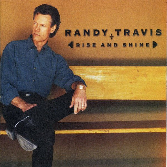 Randy Travis - Rise and Shine  (Used CD)