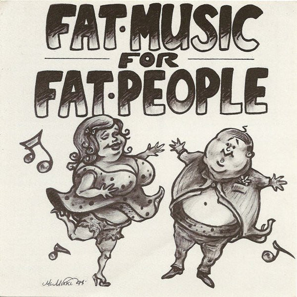 Various Artists - Fat Music for Fat People  (Used CD)