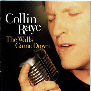 Collin Raye - Walls Came Down   (Used CD)