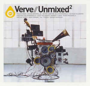 Various Jazz - Verve // Unmixed 2  (Used CD)