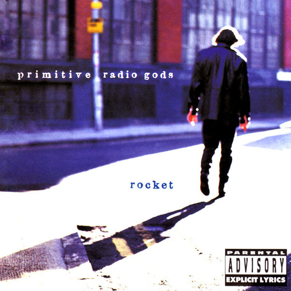 Primitive Radio Gods - Rocket  (Used CD)