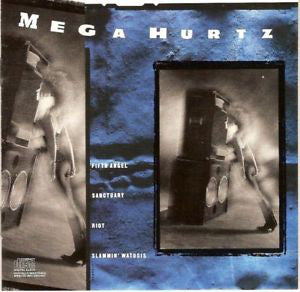 Various Artists ‎- Megahurtz  (Used CD)
