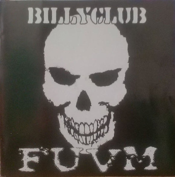 Billyclub - FUVM  (Used CD)
