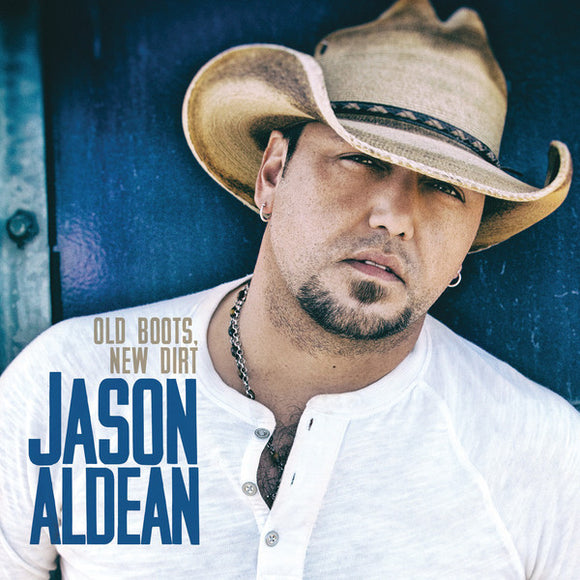 Jason Aldean - Old Boots, New Dirty   (New CD)