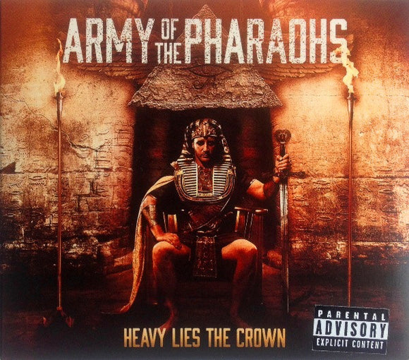 Army of Pharaohs - Heavy Lies the Crown  (New CD)