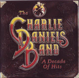 Charlie Daniels Band - A Decade of Hits   (Used CD)