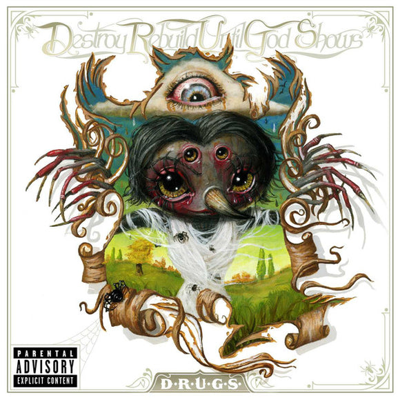 Destroy Rebuild Until God Shows ‎- D.R.U.G.S.  (Used CD)