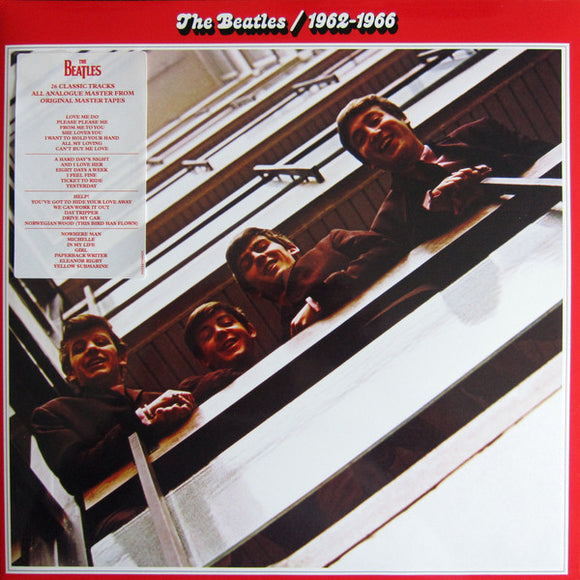 The Beatles - 1962-1966  (New Vinyl LP)