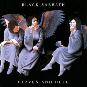 Black Sabbath - Heaven and Hell  (New CD)