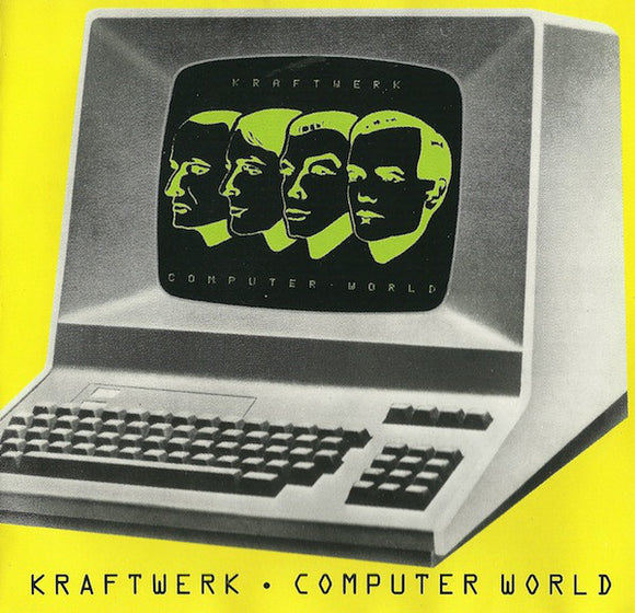Kraftwerk - Computer World  (Used CD)