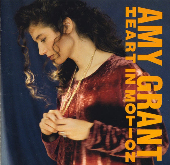 Amy Grant ‎- Heart in Motion  (Used CD)