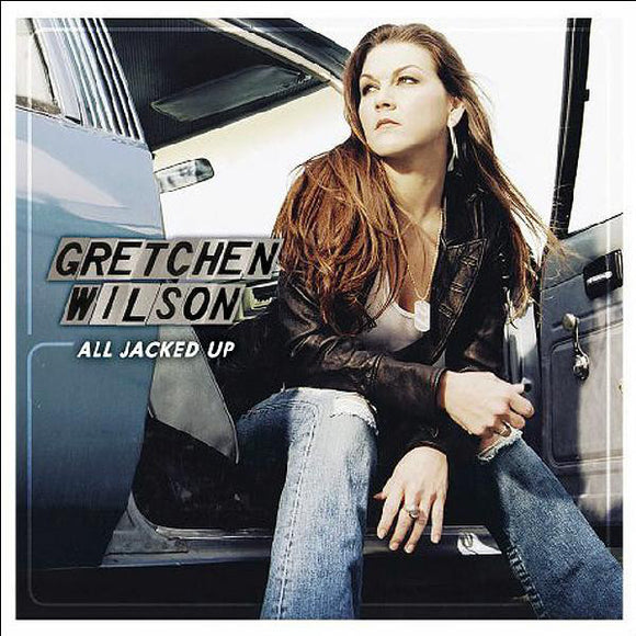 Gretchen Wilson - All Jacked Up   (Used CD)
