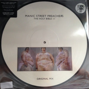 Manic Street Preachers - The Holy Boble 20 - Picture Disc  (New LP)