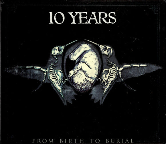 10 Years - From Birth To Burial  (New CD)