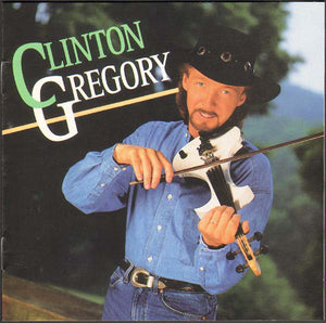 Clinton Gregory - Clinton Gregory   (Used CD)