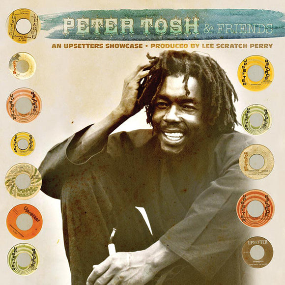 Peter Tosh - An Upsetters Showcase  (New Vinyl LP)