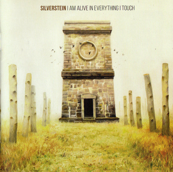 Silverstein - I Am Alive in Everything I Touch  (New CD)