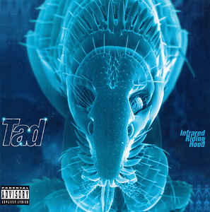 Tad - Infrared Riding Hood  (Used CD)