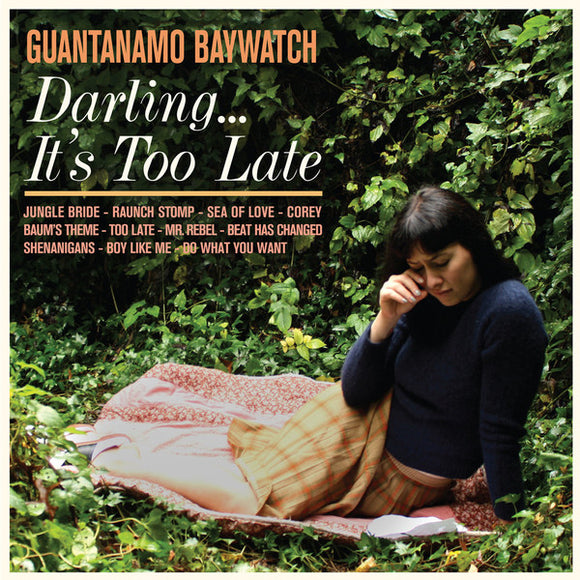 Guantanamo Baywatch - Darling... It's Too Late  (Used CD)