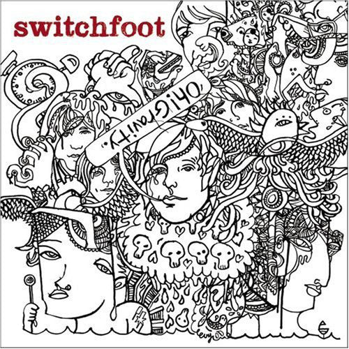 Switchfoot ‎- Oh! Gravity.  (New CD)