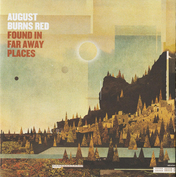 August Burns Red - Found In Far Away Places  (New CD)