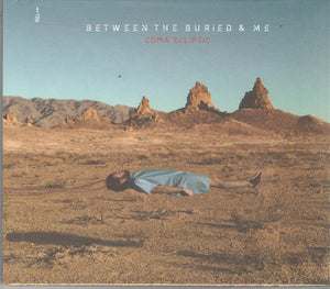Between the Buried and Me - Coma Ecliptic  (New CD)