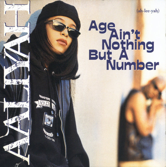 Aaliyah ‎- Age Ain't Nothing But A Number  (Used CD)