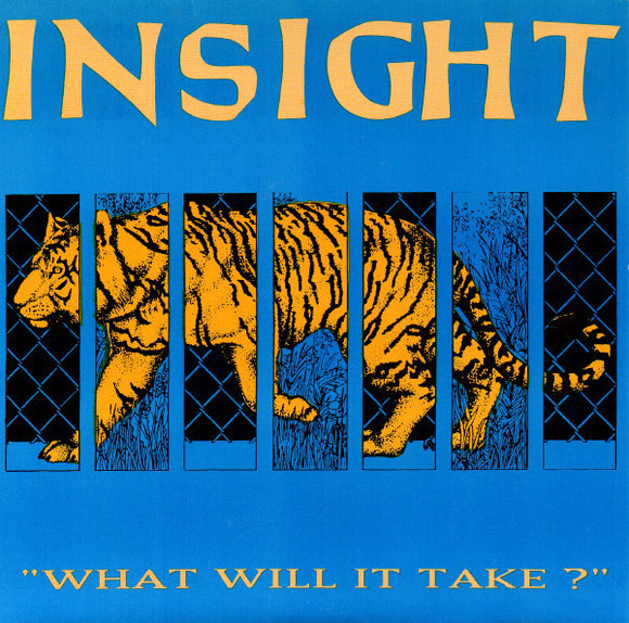 Insight - What Will It Take  (7