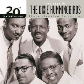 The Dixie Hummingbirds ‎– The Best Of The Dixie Hummingbirds  (Used CD)