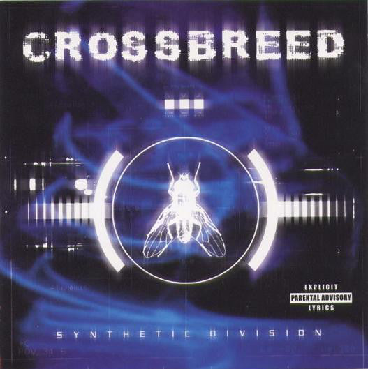 Crossbreed - Synthetic Division  (Used CD)