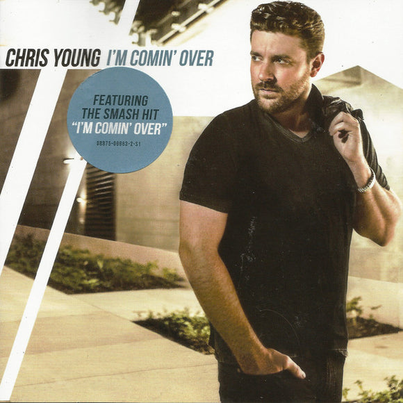 Chris Young - I'm Coming Over   (New CD)
