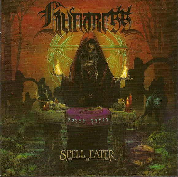 Huntress - Spell Eater  (Used CD)
