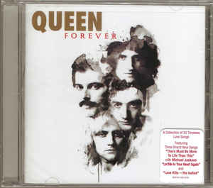 Queen - Forever  (New CD)