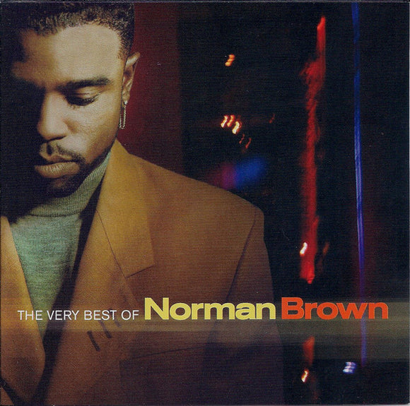 Norman Brown - The Very Best of  (New CD)