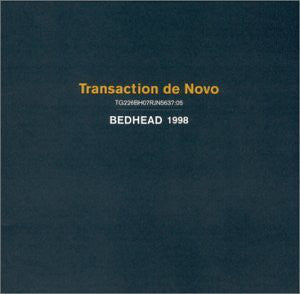Bedhead - Transaction de Novo (New Vinyl LP)