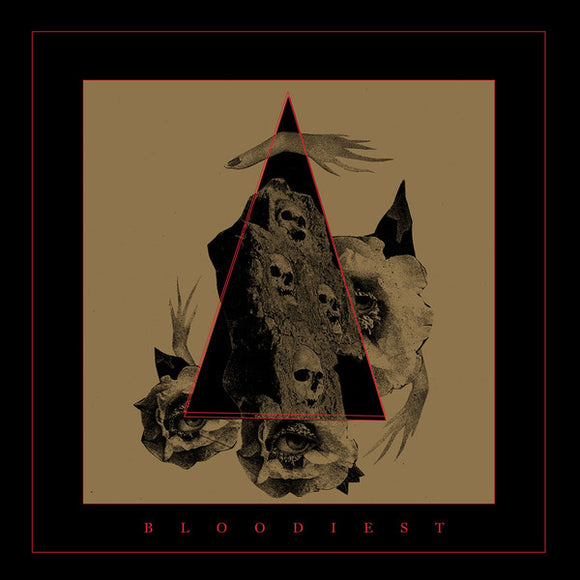 Bloodiest - Bloodiest  (New CD)